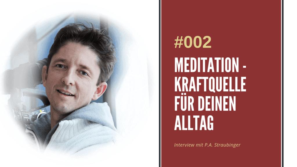 Podcast Interview P. A. Straubinger Tanja Draxler