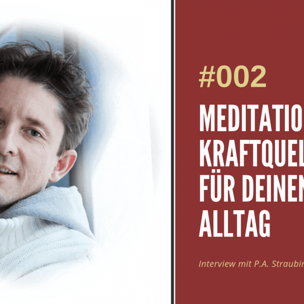 Podcast Interview P. A. Straubinger Tanja Draxler