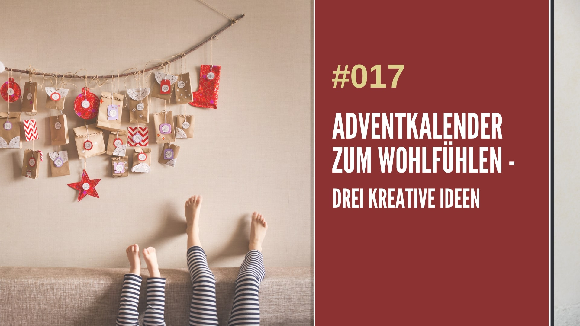 Adventkalender kreative Ideen