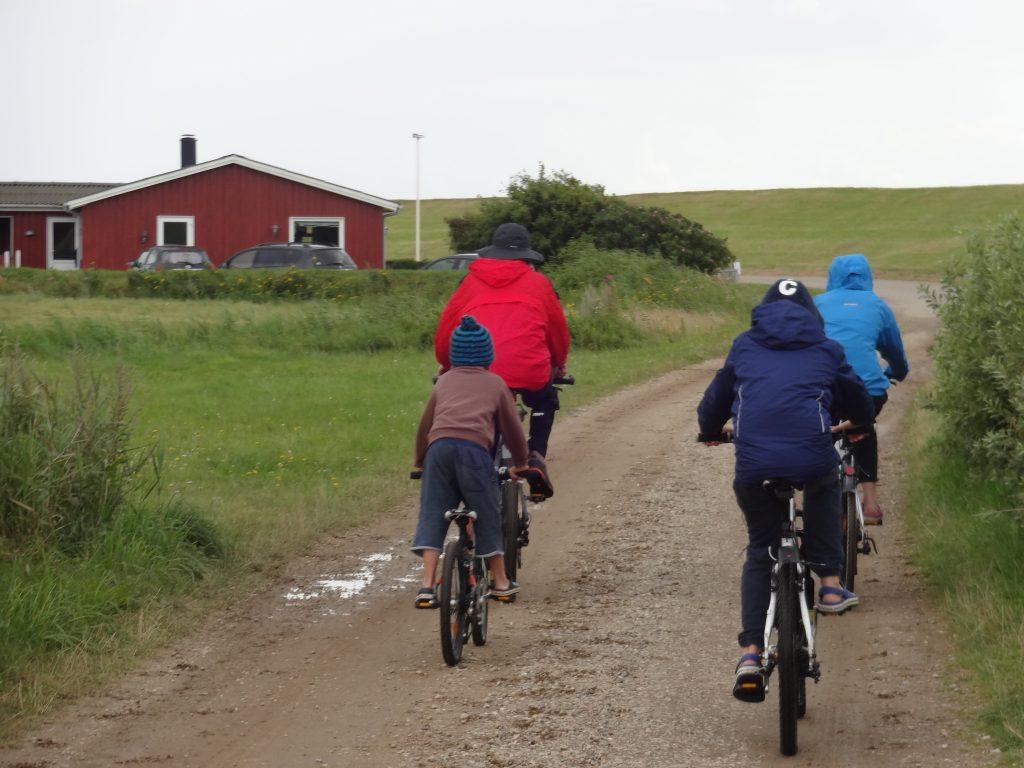 Dänemark Fahrradtour