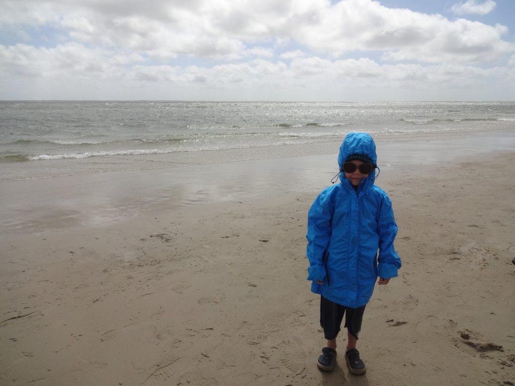 Dänemark Strandspaziergang
