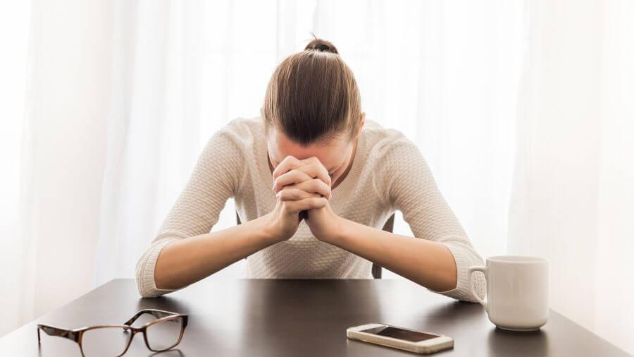 Nebennierenschwäche Stress