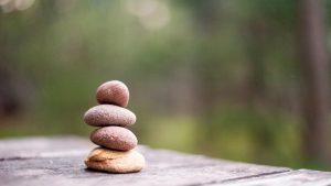 Natur Balance Steine